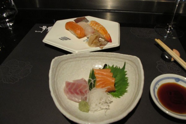 Benkay sushi