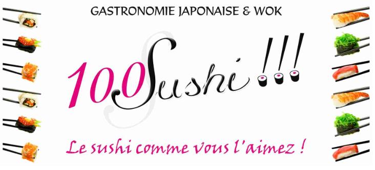 100 Sushi & Co