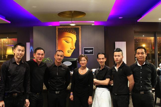 Bouddha Wok