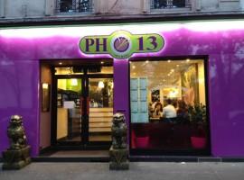 Pho 13 Paris